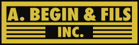 Logo A. Bégin & Fils Inc.